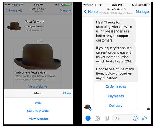 Facebook Messenger Marketing - Chatbot Software   Smarketing