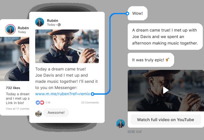 Chat Marketing Platform 3