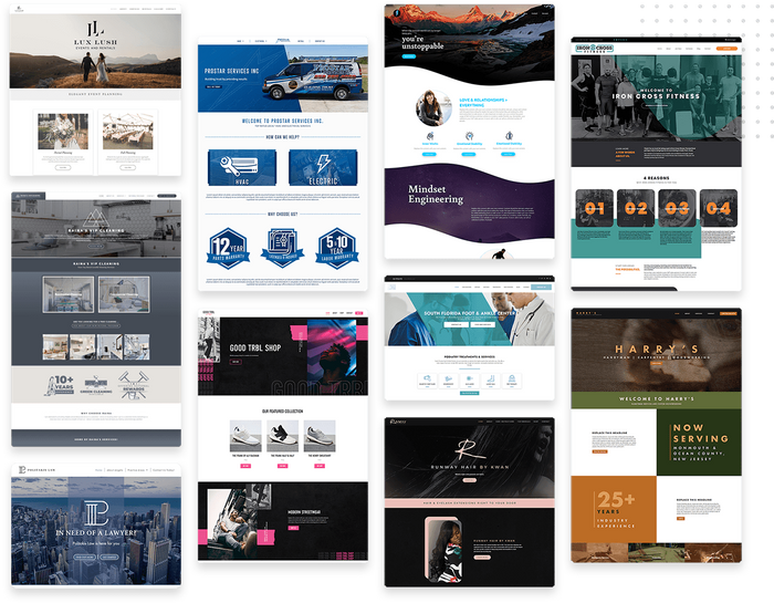 All Web design Industries