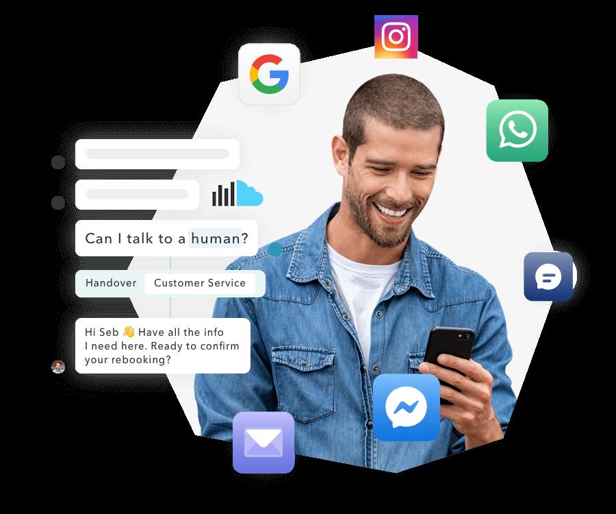 Business Messaging Platform 3