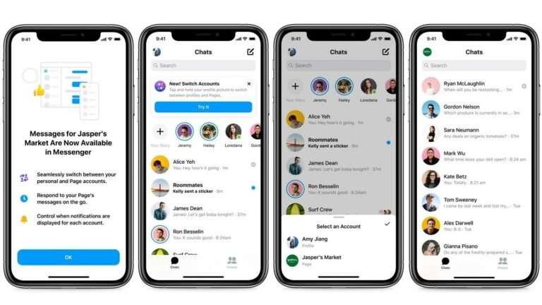 Facebook Messenger Software